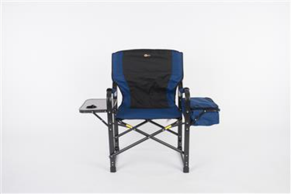 DIRECTORS CHAIR W/ TRAY AND COOLER BAG