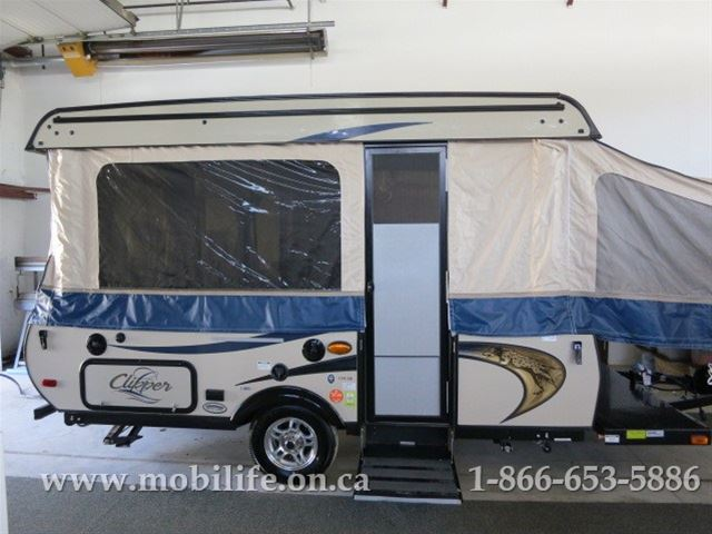 2013 COACHMEN 124GS