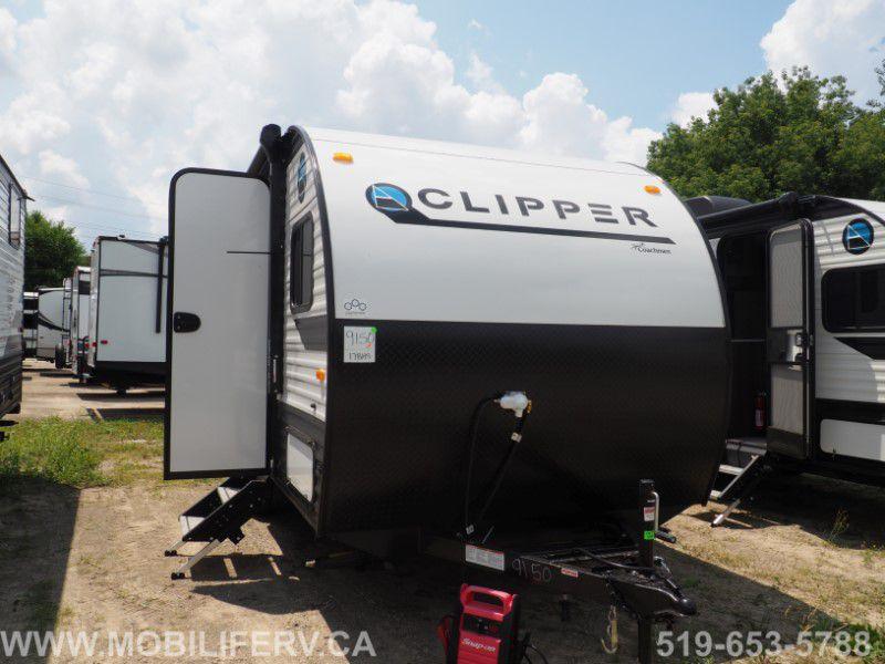 2021 COACHMEN CLIPPER 17BHS