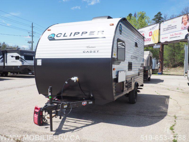 2021 COACHMEN CLIPPER CADET 16CFB