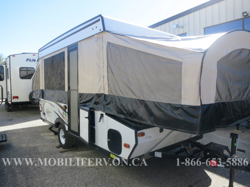 2018 COACHMEN CLIPPER 128LS