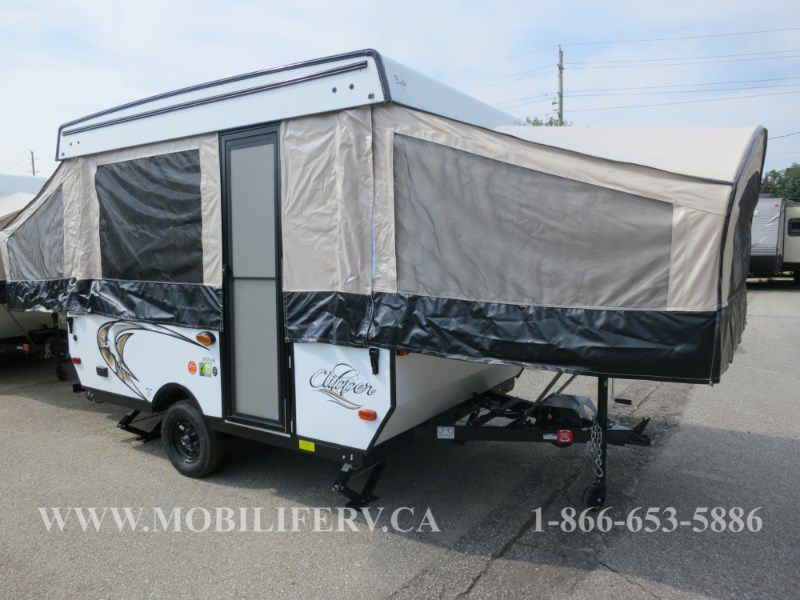 2019 COACHMEN CLIPPER 107LS