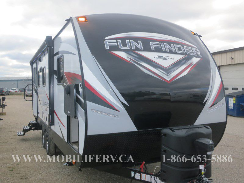 2018 CRUISER RV FUN FINDER 21RB