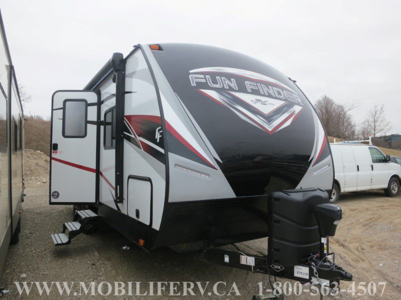 2018 CRUISER RV FUN FINDER 23SR