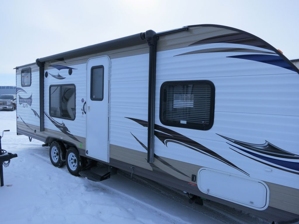 2015 FOREST RIVER 261BHXL
