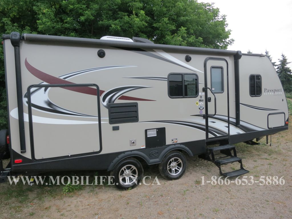 2016 KEYSTONE RV 2250RB