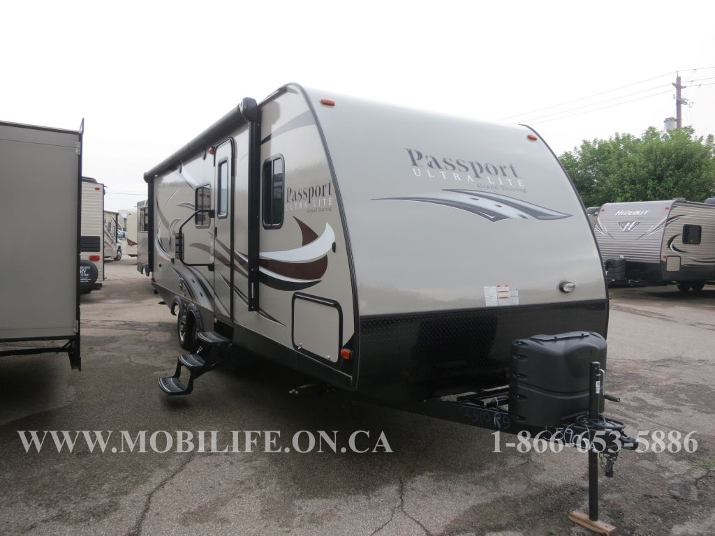 2016 KEYSTONE RV 2510RB