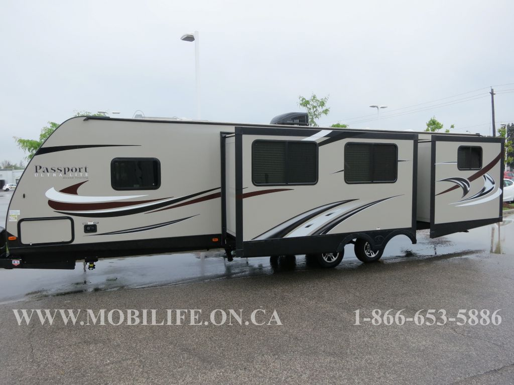 Mobilife Rv Centre Kitchener Ontario Featured Trailer
