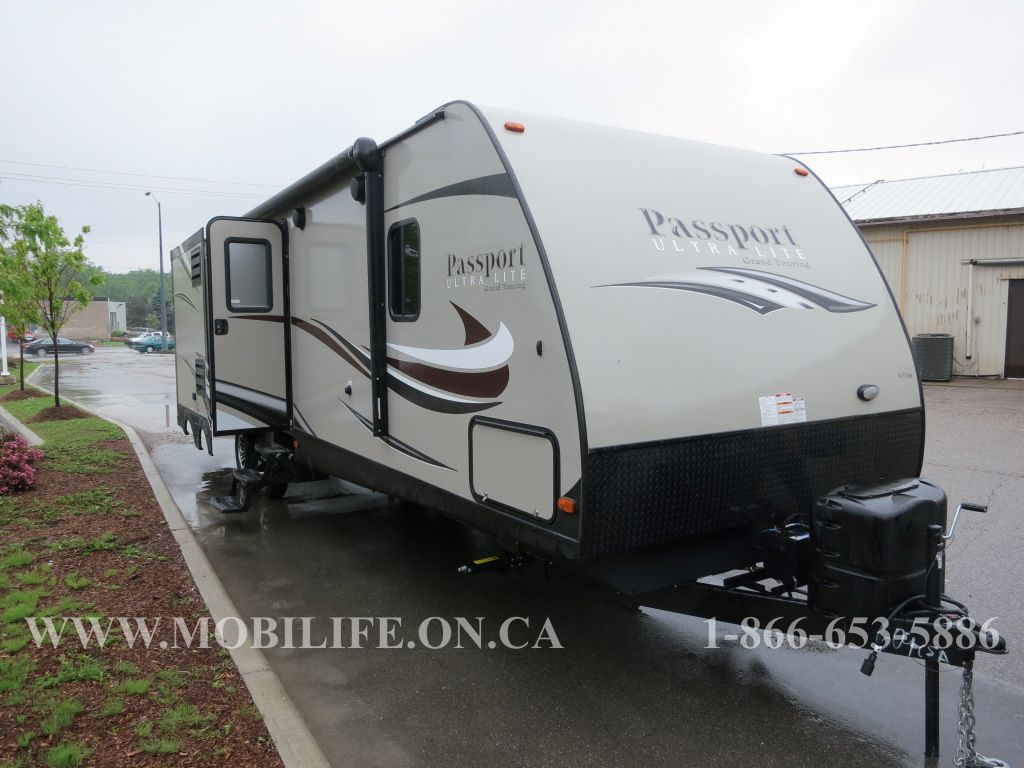 Creative Used Mallard RV Camper Travel Trailers For Sale In Ontario  3