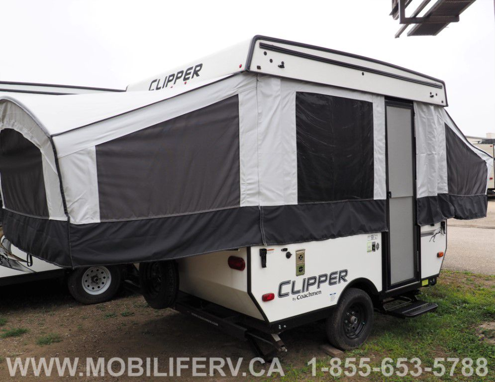 2019 COACHMEN CLIPPER 806XLS