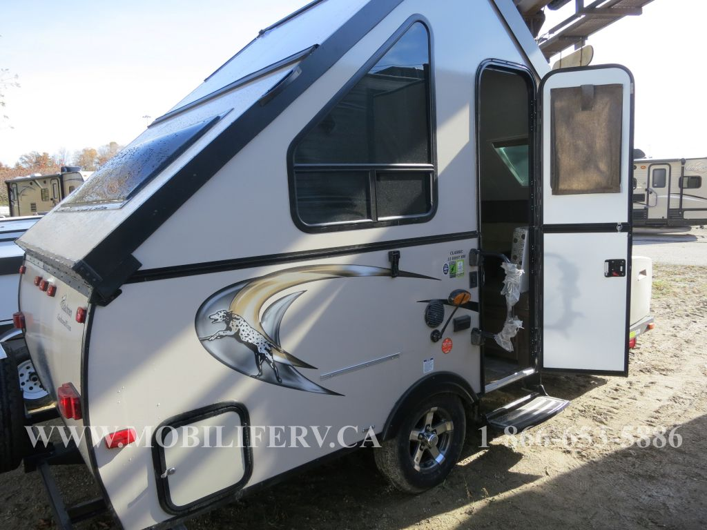2018 COACHMEN CLIPPER 12RBST HW