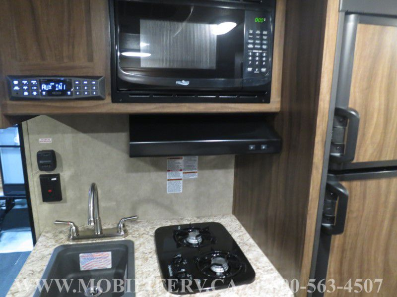 2018 Coachmen Clipper 17fqs Mobilife Rv Centre