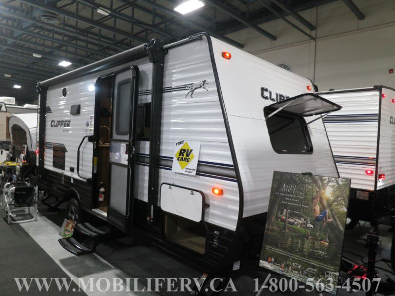 2018 COACHMEN CLIPPER 17FQS