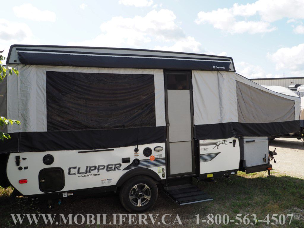 2019 COACHMEN CLIPPER 1285SST