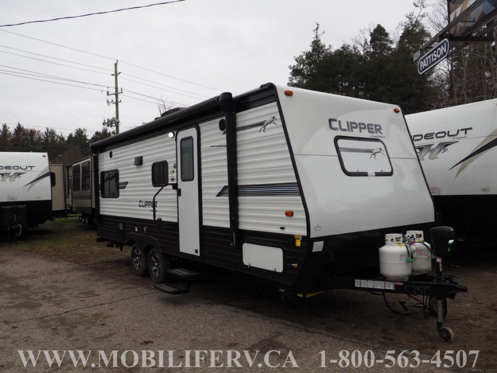 2019 COACHMEN CLIPPER 21RD