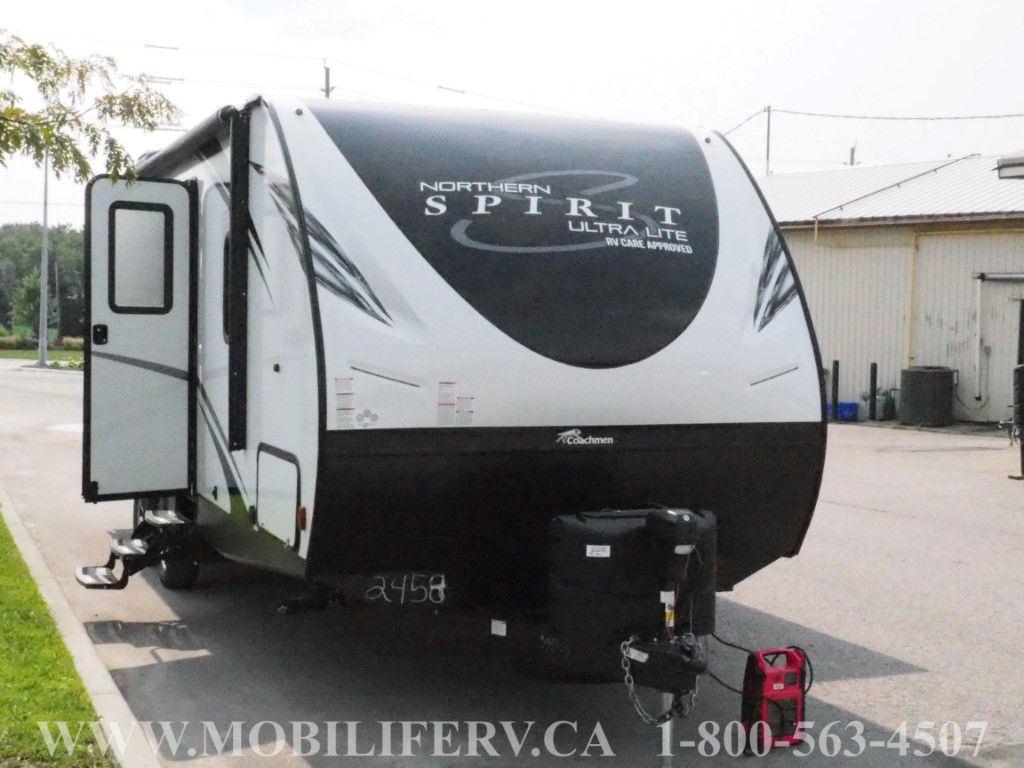 2019 COACHMEN NORTHERN SPIRIT ULTRA LITE 2454BH