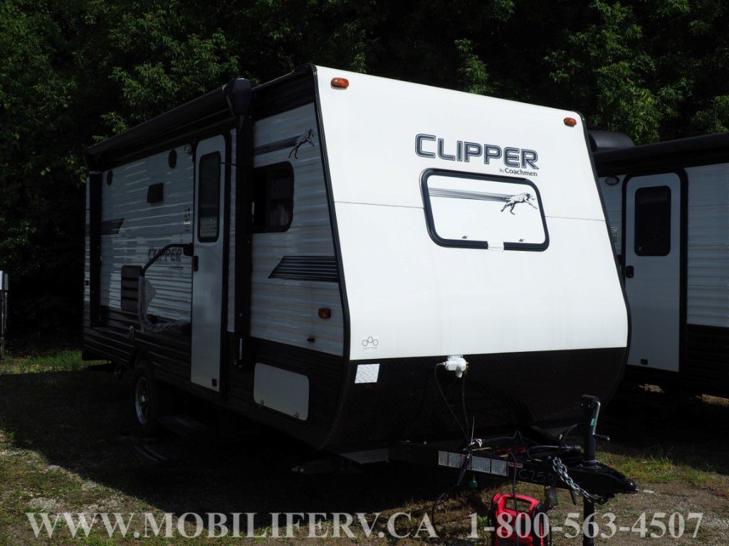 2019 COACHMEN CLIPPER 18RBSS