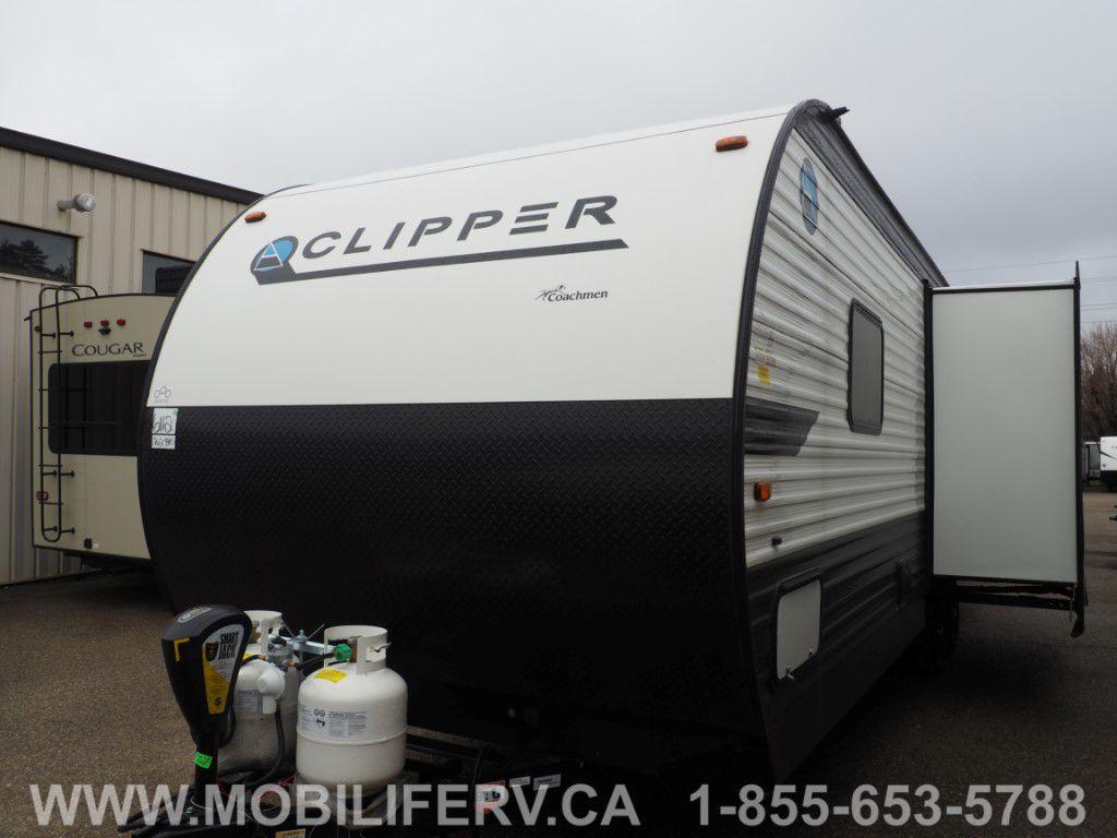 2020 COACHMEN CLIPPER 262BHS