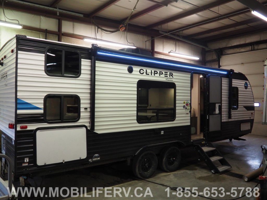 2020 COACHMEN CLIPPER CADET 26CBH