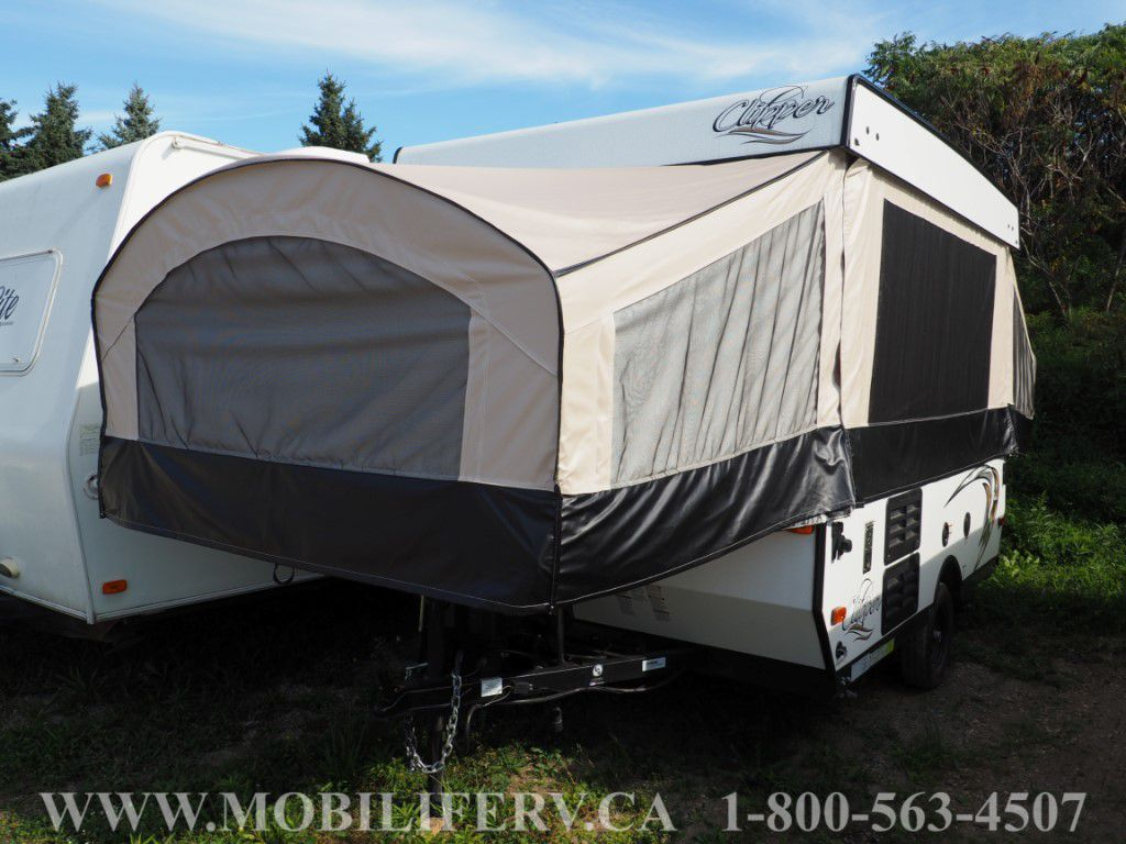 2018 COACHMEN CLIPPER 107LS