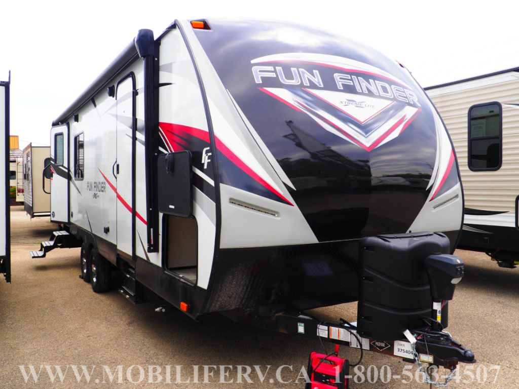 2019 CRUISER RV FUN FINDER 24RK