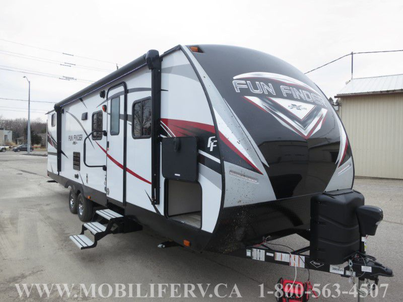 2018 CRUISER RV FUN FINDER 28QD