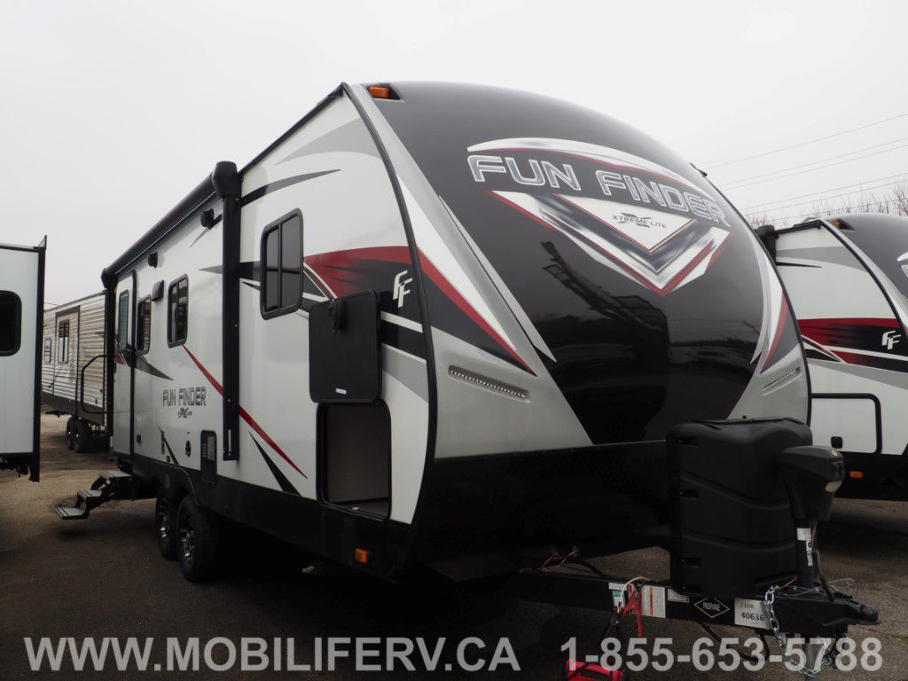 2019 CRUISER RV FUN FINDER 21RB