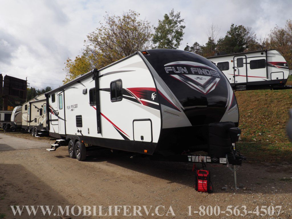 2019 CRUISER RV FUN FINDER 27BH