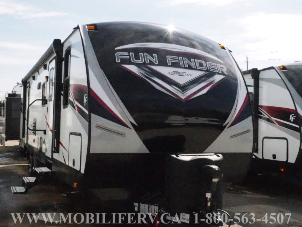 2019 CRUISER RV FUN FINDER 31BH