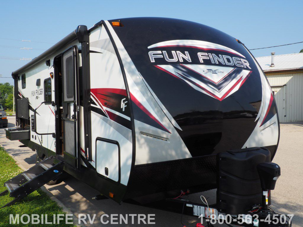 2020 CRUISER RV FUN FINDER 23BH