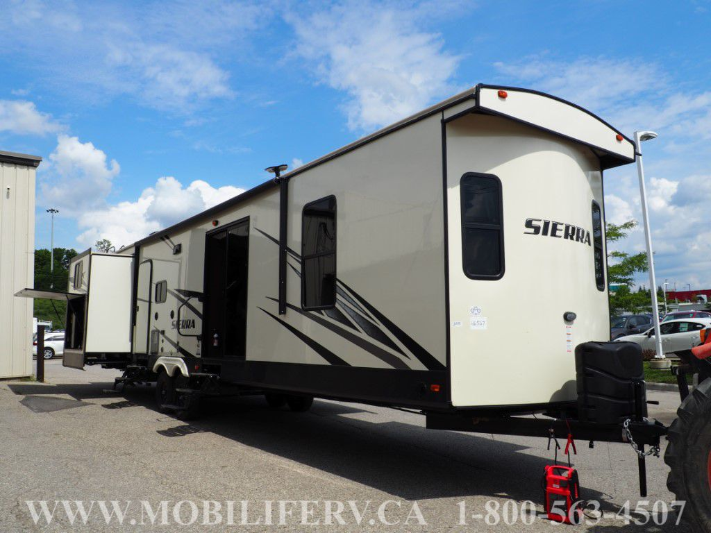 2019 FOREST RIVER SIERRA 404QBXL