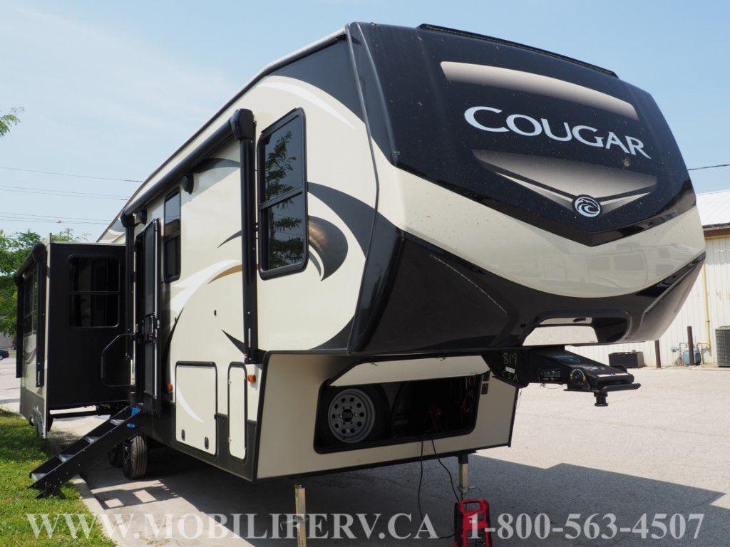 2019 KEYSTONE RV COUGAR 315RLS