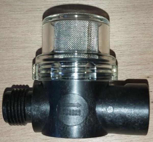 Roadtrek water filter