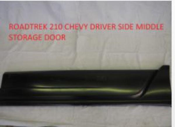 Roadtrek Long driver side door