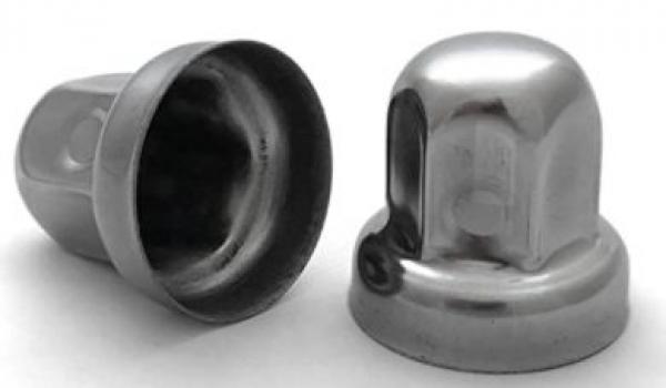 Roadtrek Alcoa wheel nut cap / covers