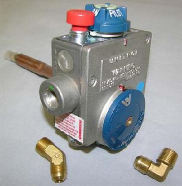 Atwood Water Heater Gas Valve-3/8 NPT Unitrol