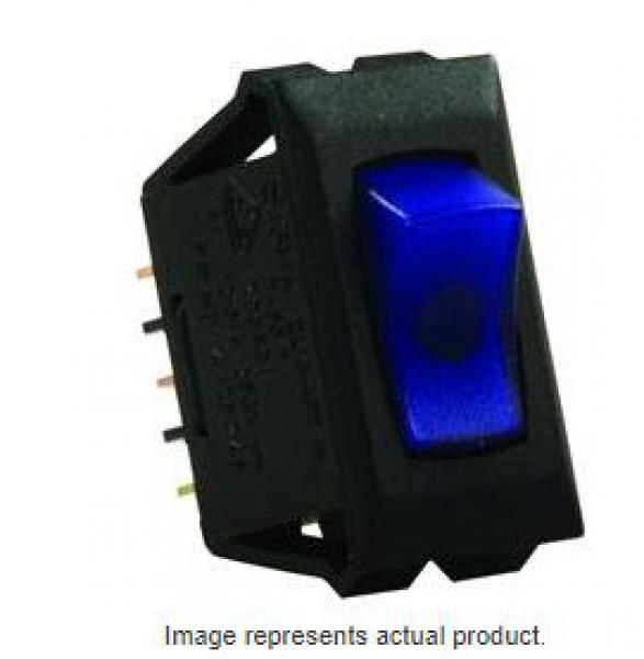 Roadtrek monitor panel switch blue light HM 1393