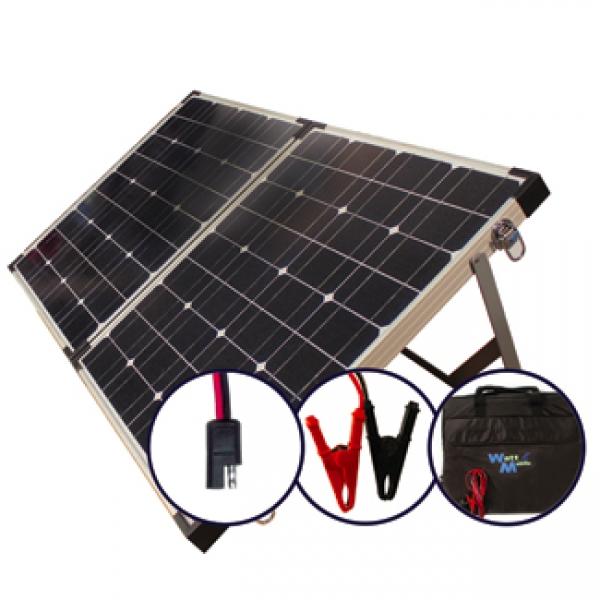 100 Watt Portable Solar Charger