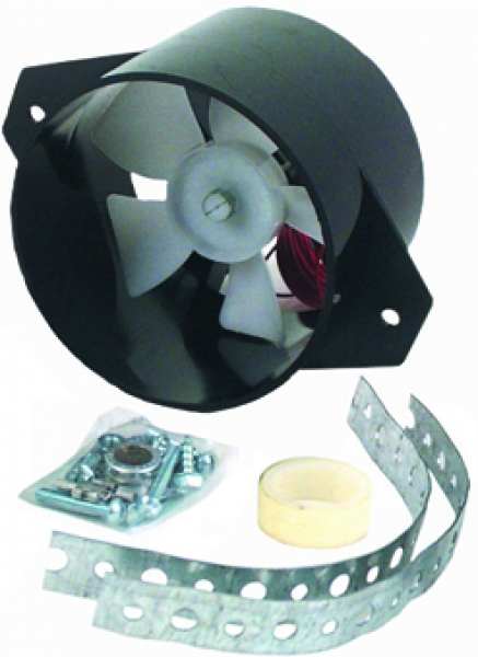 AUTOMATIC FRIDGE EXHAUST FAN
