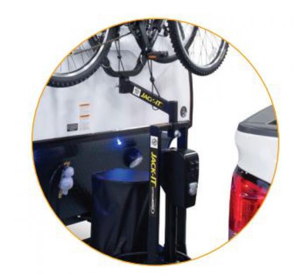 LCI Jack-It Bike Rack