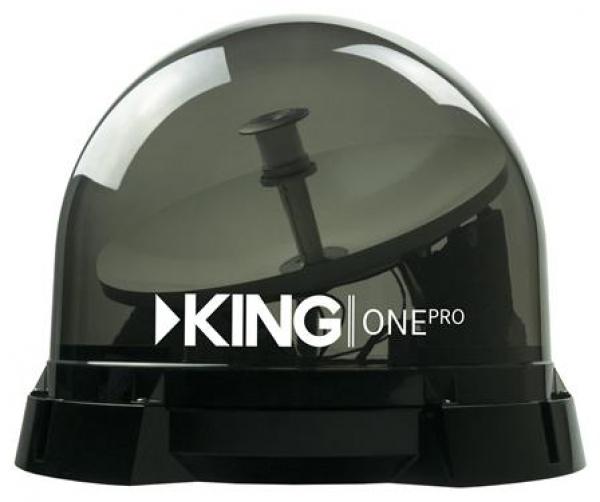 King Satellite Portable Dish