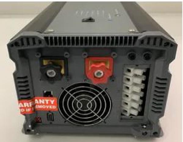 Roadtrek Inverter / Charger 2000 Watt HM 1256A
