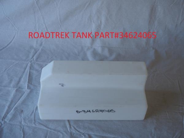 Roadtrek fresh water tank
