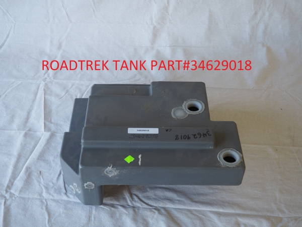 Roadtrek grey tank