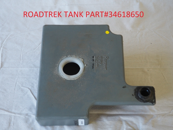 Roadtrek black water  tank HM 1330