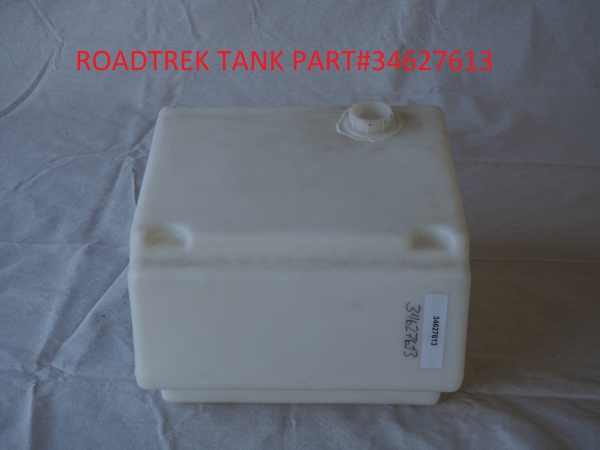 Roadtrek fresh water tank