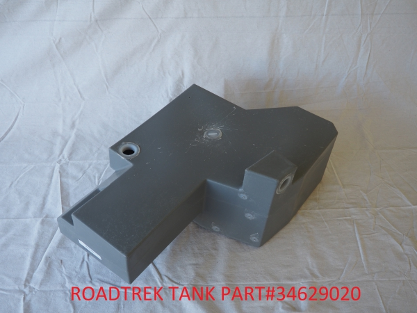 Roadtrek grey water tank