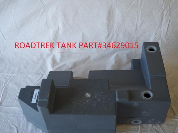 Roadtrek grey water tank
