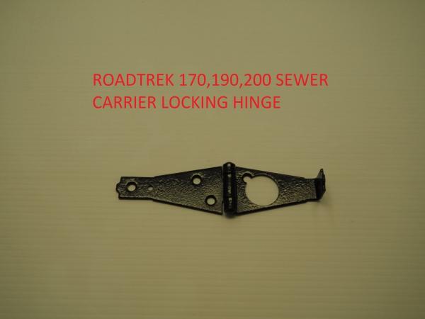 Roadtrek 170,190, 200 sewer carrier hinge HM 307