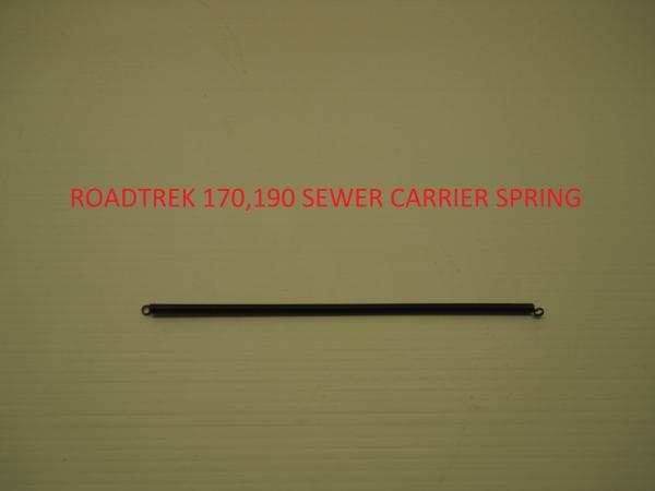 Roadtrek 170,190 sewer carrier spring